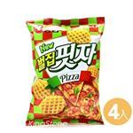 韓國進口Nongshim【披薩格子餅乾】83g 4入