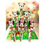 【Disney 迪士尼】聖誕巧克力搖鈴_ 6入/組 (隨機出貨)