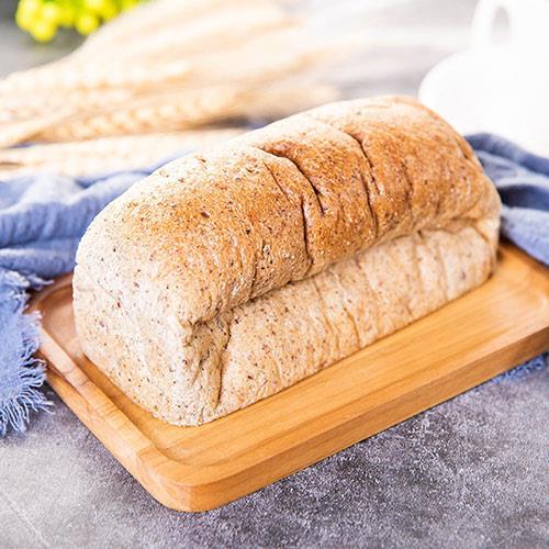 預購-樂活e棧-微澱粉麵包系列-迷你手工高纖吐司(250g/條,共1條)