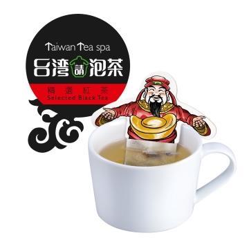 台灣請泡茶 - 神明保佑包 - 精選紅茶 有效期限2021.12.05