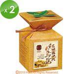 【豐滿生技】紅薑黃烏龍茶 (20包/盒)2入組