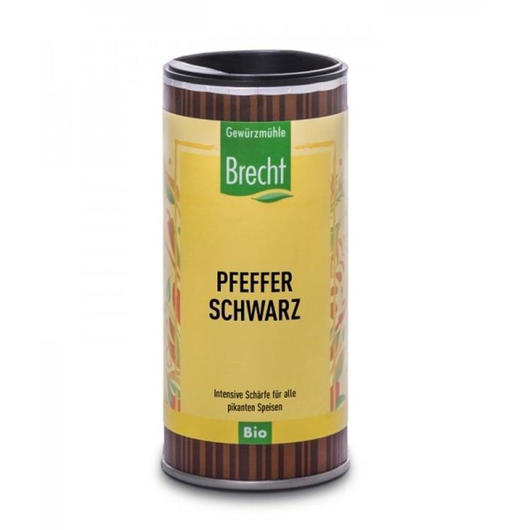 【布萊德】有機黑胡椒粒(補充包) (40g 瓶)有效期限2020.06.30