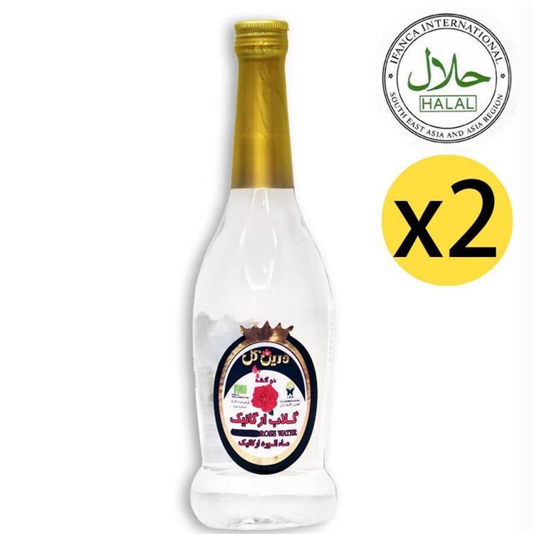 伊朗玫瑰水22%550ml/瓶(雙瓶裝)