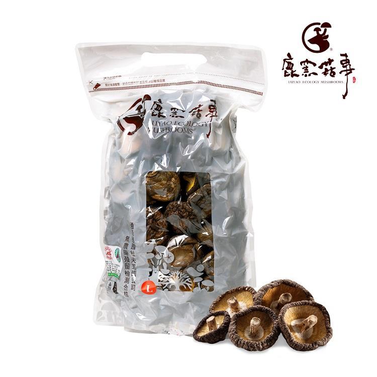 【鹿窯菇事】有機驗證乾冬菇 尺寸L 300g