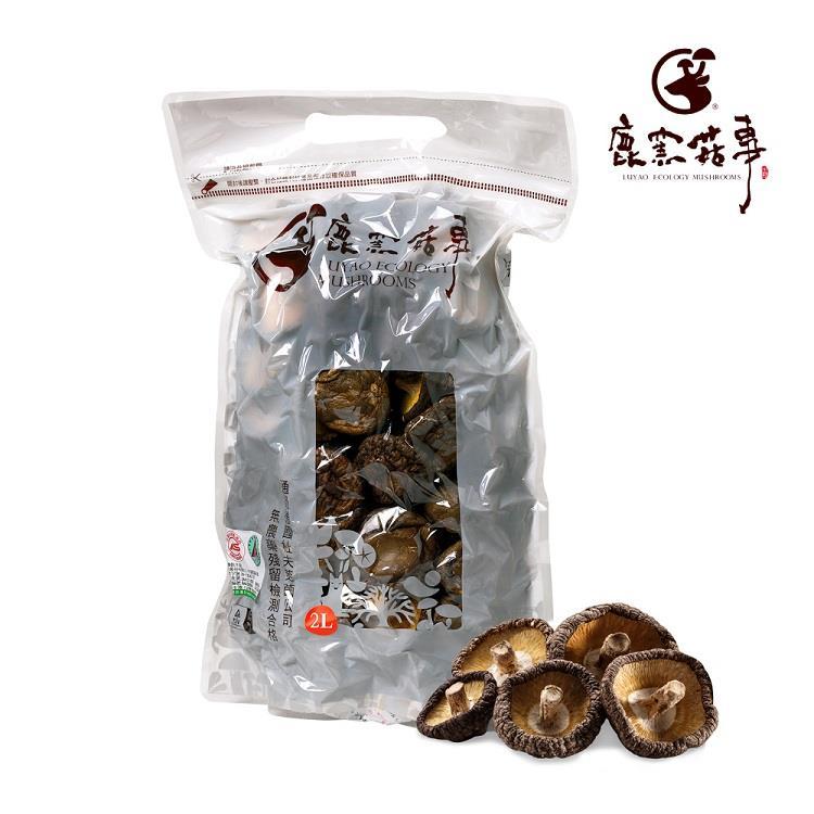 【鹿窯菇事】有機驗證乾冬菇 尺寸2L 300g