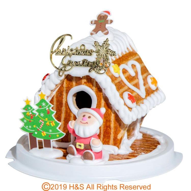 【瀚軒】聖誕天堂( 薑餅屋 DIY)《活動至2019/12/23止》