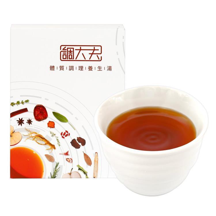 【調大夫 TIAO DAFU】暖陽羊骨湯
