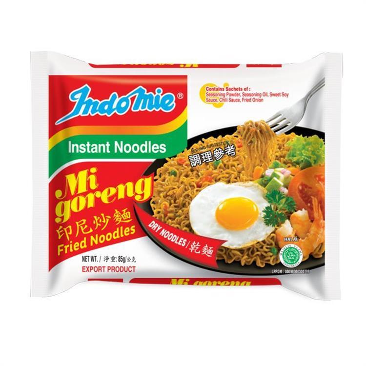 【印尼】Indomie營多泡麵-原味(40包入/箱)