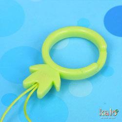 Kalo 卡樂創意 KaloMan指環扣(綠)