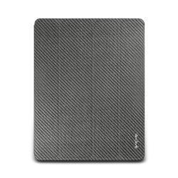 【Navjack】new iPad-玻纖多功能保護套 -深灰色