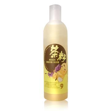 【茶寶】天然茶籽嬰幼兒髮浴露-380ml