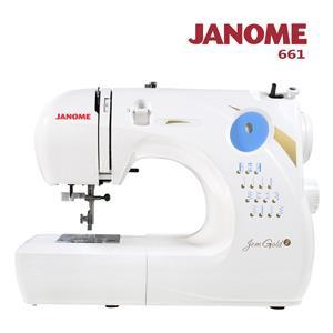 日本車樂美JANOME 機械式縫紉機661