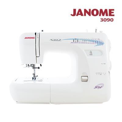 日本車樂美JANOME 機械式縫紉機3090
