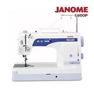 日本車樂美JANOME 超高速直線縫紉機1600P