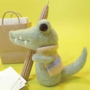雙手牌 方塊書-小鱷魚天使