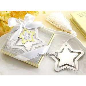 星星知我心閃亮五角星書籤禮盒
