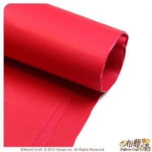 【布藝漾小舖】帆布- 14oz 100%純棉蠟感帆布/碼 寬幅 共13色 活力紅
