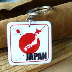 【國旗商品創意館】日本造型鑰匙圈/Japan/多國款式可選購