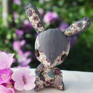 【彩虹森林】秋之禮讚小兔大吊飾、掛件