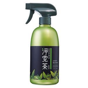 【茶寶 淨覺茶】天然茶籽衛浴清潔液 500ml