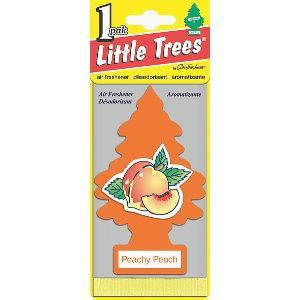 LittleTrees小樹芳香片-水蜜桃(Peachy Peach)