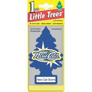 LittleTrees小樹芳香片-新車香(New Car Scent)