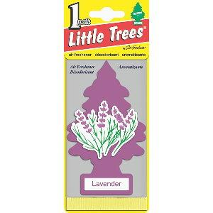 LittleTrees小樹芳香片-薰衣草(Lavender)