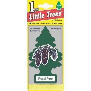 LittleTrees小樹芳香片-松果(Royal Pine)