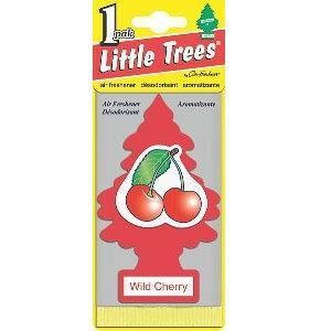 LittleTrees小樹芳香片-野櫻桃(Wild Cherry)