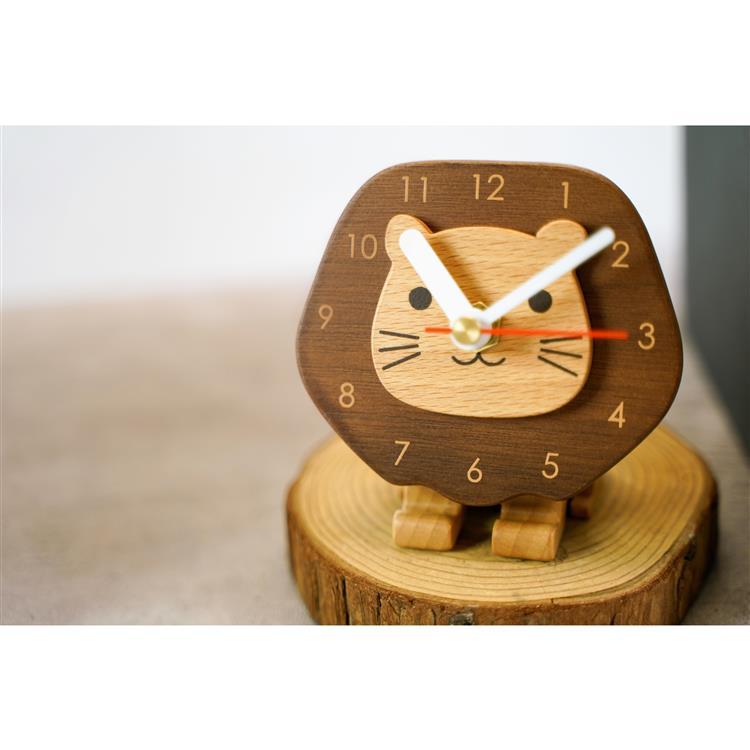 【木匠兄妹】法藍獅時計
