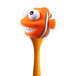【FOLUCK】迷你凸眼筆-小丑魚