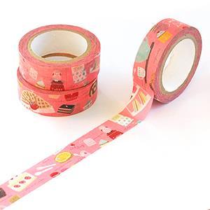 Smohouse和紙膠帶:蒐集狂系列 楊小姐的甜點手記
