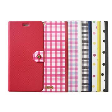 【Kalo卡樂創意】iPhone 6 plus 經典側翻皮套系列 5.5吋
