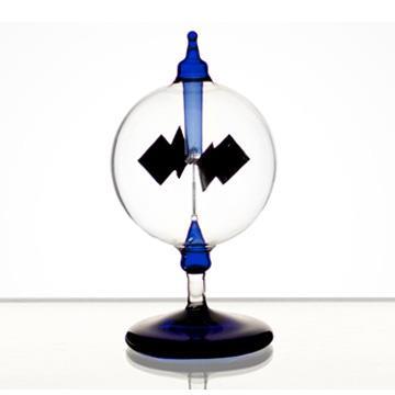 賽先生科學工廠-光能輻射計/太陽風車-藍色(12cm)