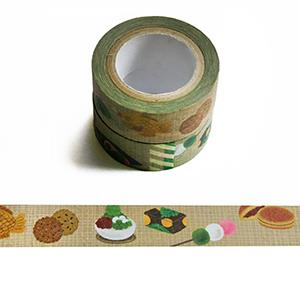 Smohouse和紙膠帶:點心舖子系列 日式和風甘味處