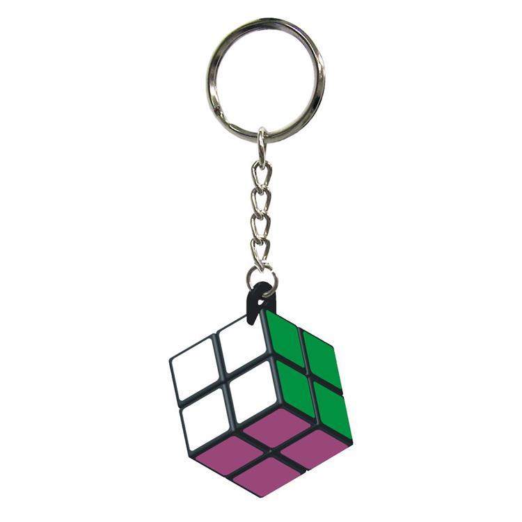 鑰匙圈小魔術方塊