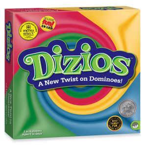 桌上遊戲-迷幻幾何拼拼樂 Dizios