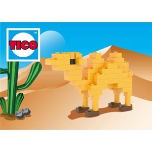 【TICO微型積木】駱駝