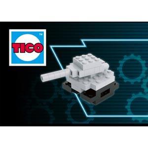 【TICO微型積木】虎式坦克