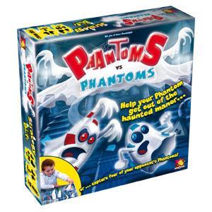桌上遊戲-鬼抓鬼 Phantoms vs Phantoms