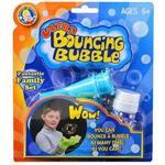 【Uncle Bubble】第二代超級彈跳泡泡-親子遊戲套組(藍)
