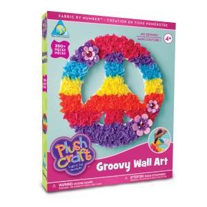 布布勞作-七彩和平 Groovy Wall Art