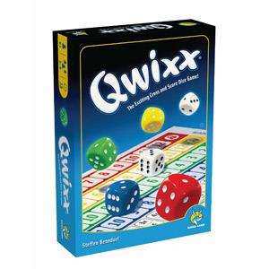 桌上遊戲-快可思 Qwixx