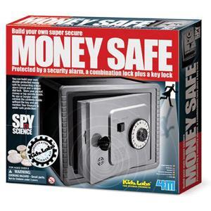 《4M科學探索》間諜防盜保險箱 Money Safe