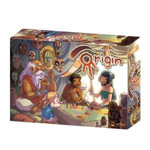 人類源起 桌上遊戲 Origin