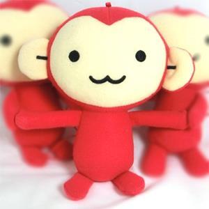【輔大猴】絨毛玩偶