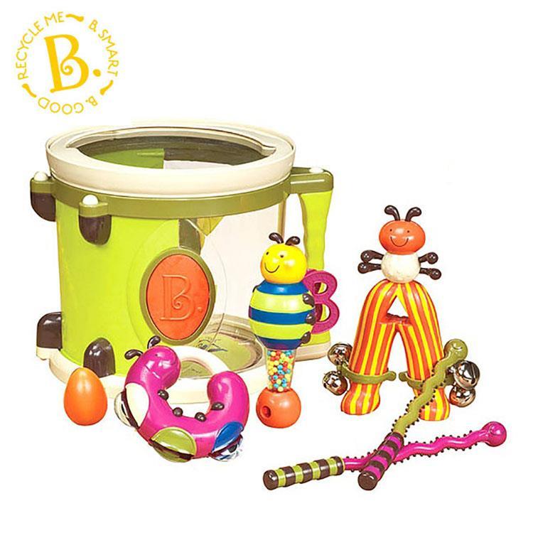 《B.toys》砰砰砰打擊樂團