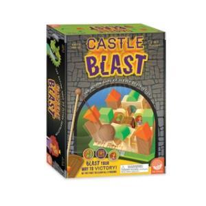巨龍奪堡  桌上遊戲 Castle Blast