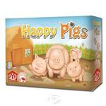 【新天鵝堡桌遊】養豬趣 The Happy Pigs