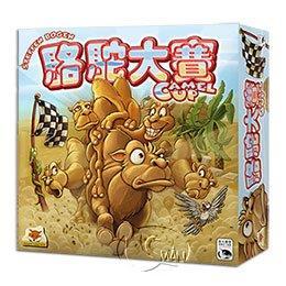 【新天鵝堡桌遊】駱駝大賽 Camel Up-中文版